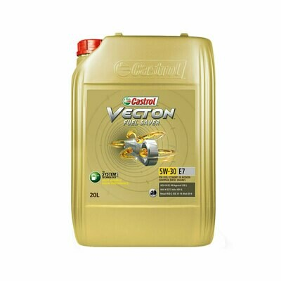Vecton Fuel Saver 5W30 E7, 20L ER