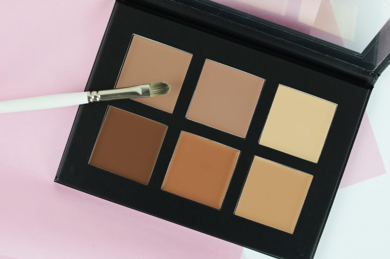 Creamy Contouring Palette - 6 Colours  PAL13