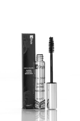 MASCARA SUPER LASHSES  MS17