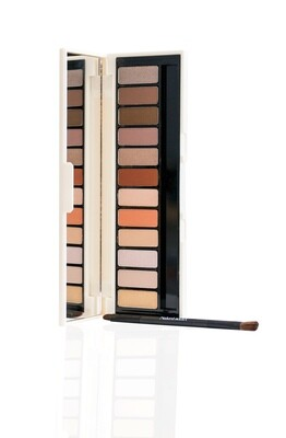 COMPACT EYESHADOW PALETTE- Naked Addict PAL19