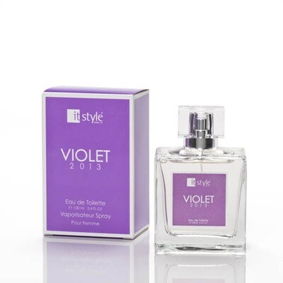 VIOLET Perfume for HER (EDT02)