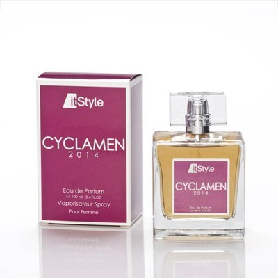 CYCLAMEN Perfume for HER (EDT16)