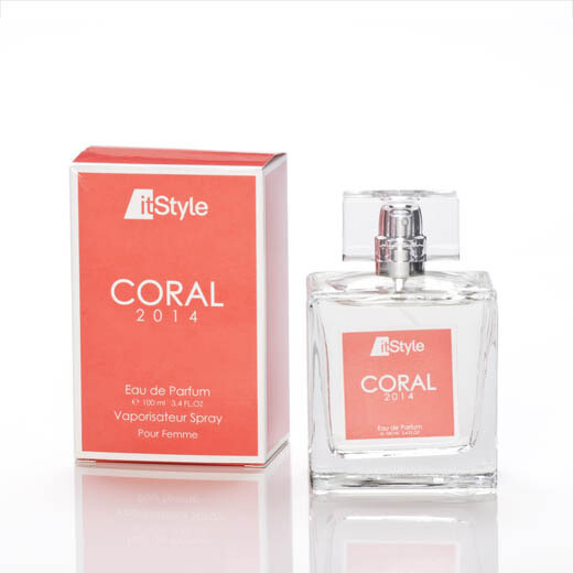 CORAL Perfume for HER (EDT13)