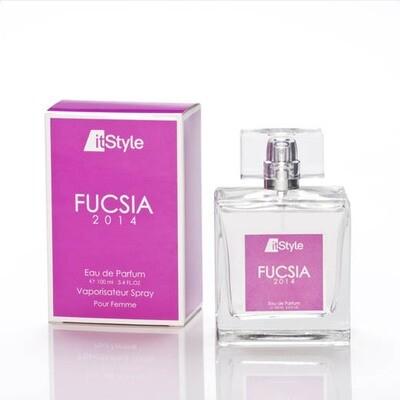 FUCSIA Perfume for HER (EDT15)