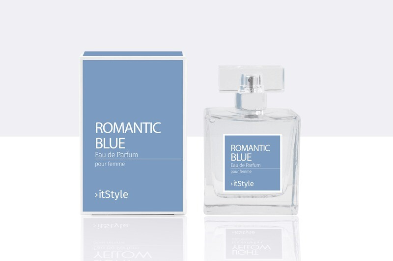 ROMANTIC BLUE Perfume for HER (EDT36)