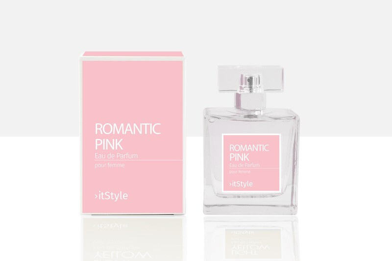 ROMANTIC PINK Perfume for HER (EDT37)
