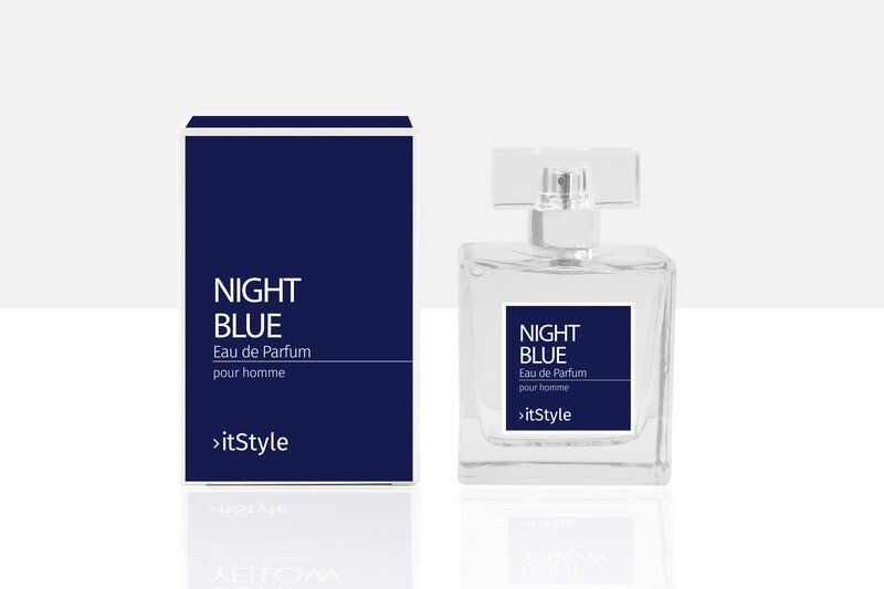 NIGHT BLUE Perfume for HIM (EDT39)