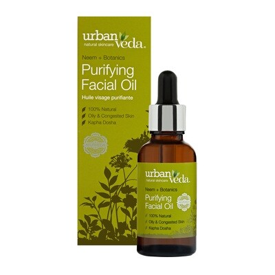 Purifying Facial Oil
