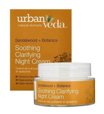Soothing Clarifying Night Cream