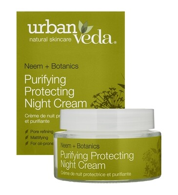 Purifying Protecting Night Cream