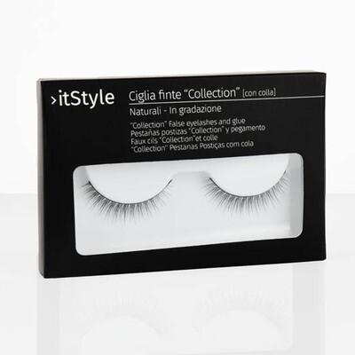 FLIRTY - False Eyelashes with glue (CF35)