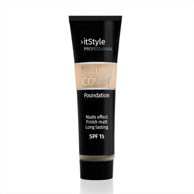 Natural Cover Foundation FL6/2