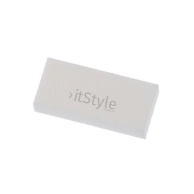 Smoothing Nail File Block (BIANCO) LI6