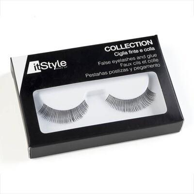 Lux Long - False Eyelashes with glue (CF37)