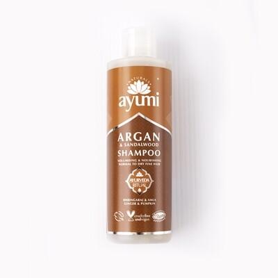 Ayumi Argan & Sandalwood Shampoo 250ml
