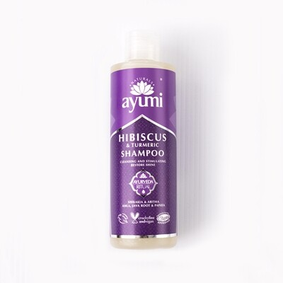 Ayumi Hibiscus & Turmeric Shampoo 250ml