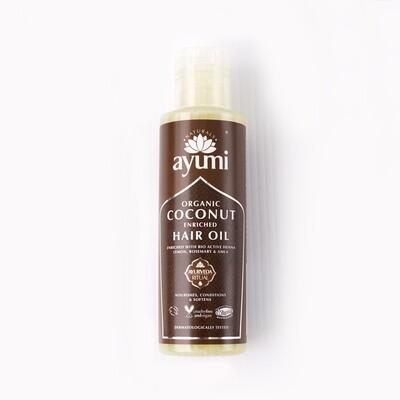 Coconut Enriched Hair Oil