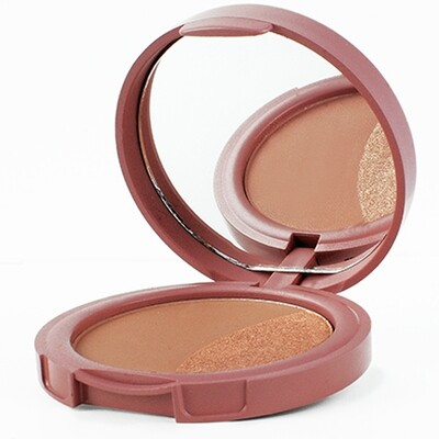 BRONZER + HIGHLIGHTER COL. WARM BRONZE STYLISH LINE TER4/1