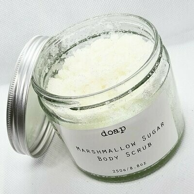 DOAP Marshmallow Sugar Body Scrub