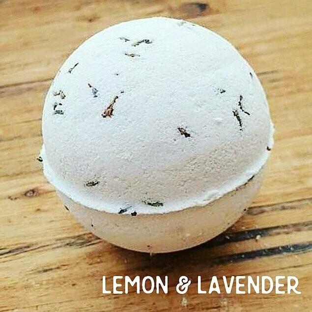 DOAP Bath Bomb - Aromatherapy Lemon & Lavender