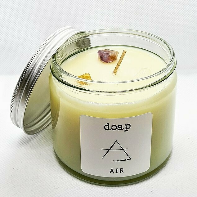 DOAP Glass Jar Candle - Air