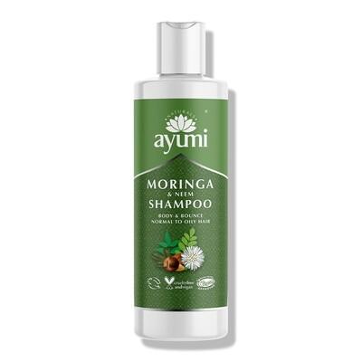 Ayumi Moringa & Neem Shampoo 250ml