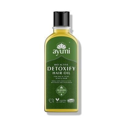 Detoxify Hair Oil