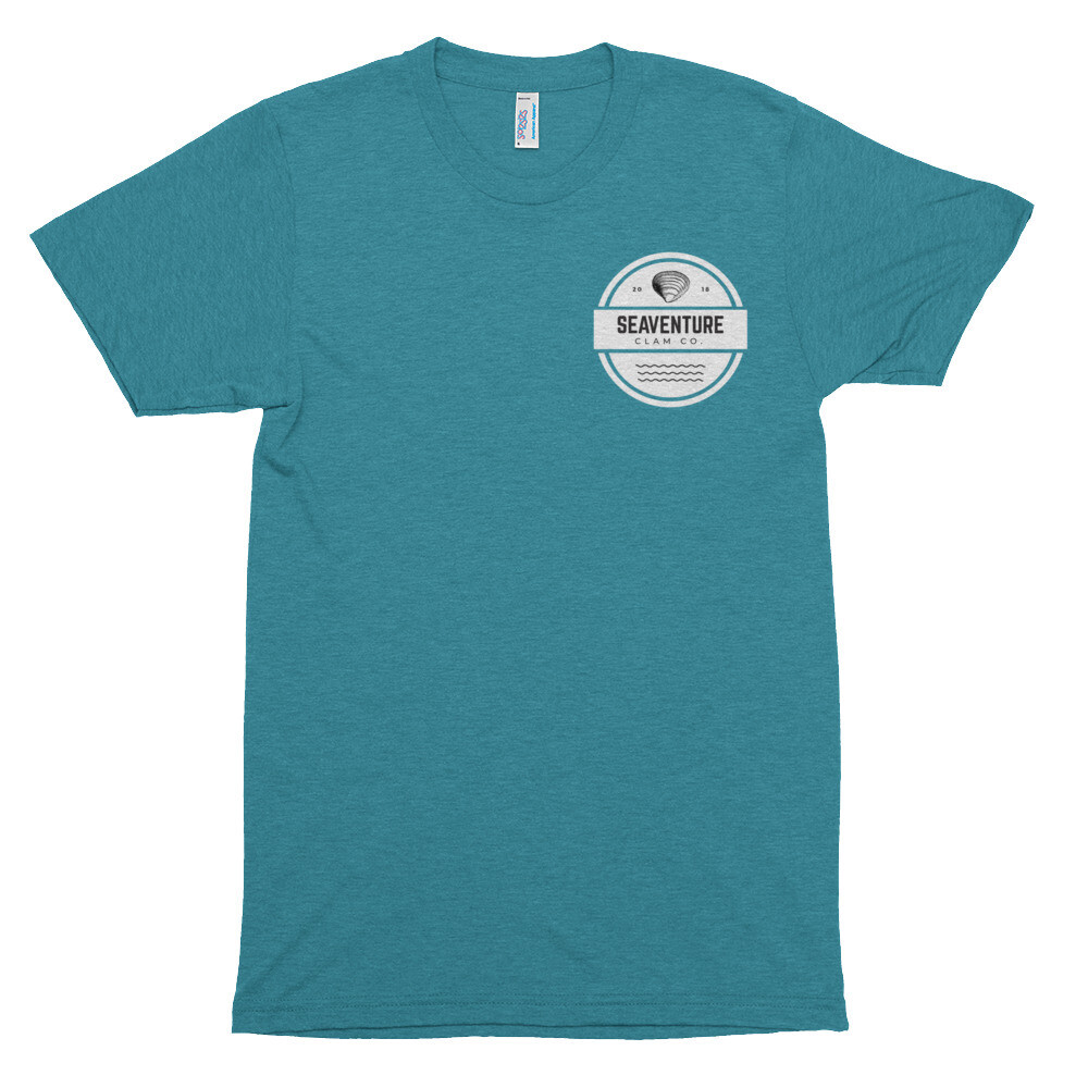 Seaventure Clam Co. Logo Tee