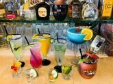 FLAVOR MARGARITAS AND POPULAR DRINKS