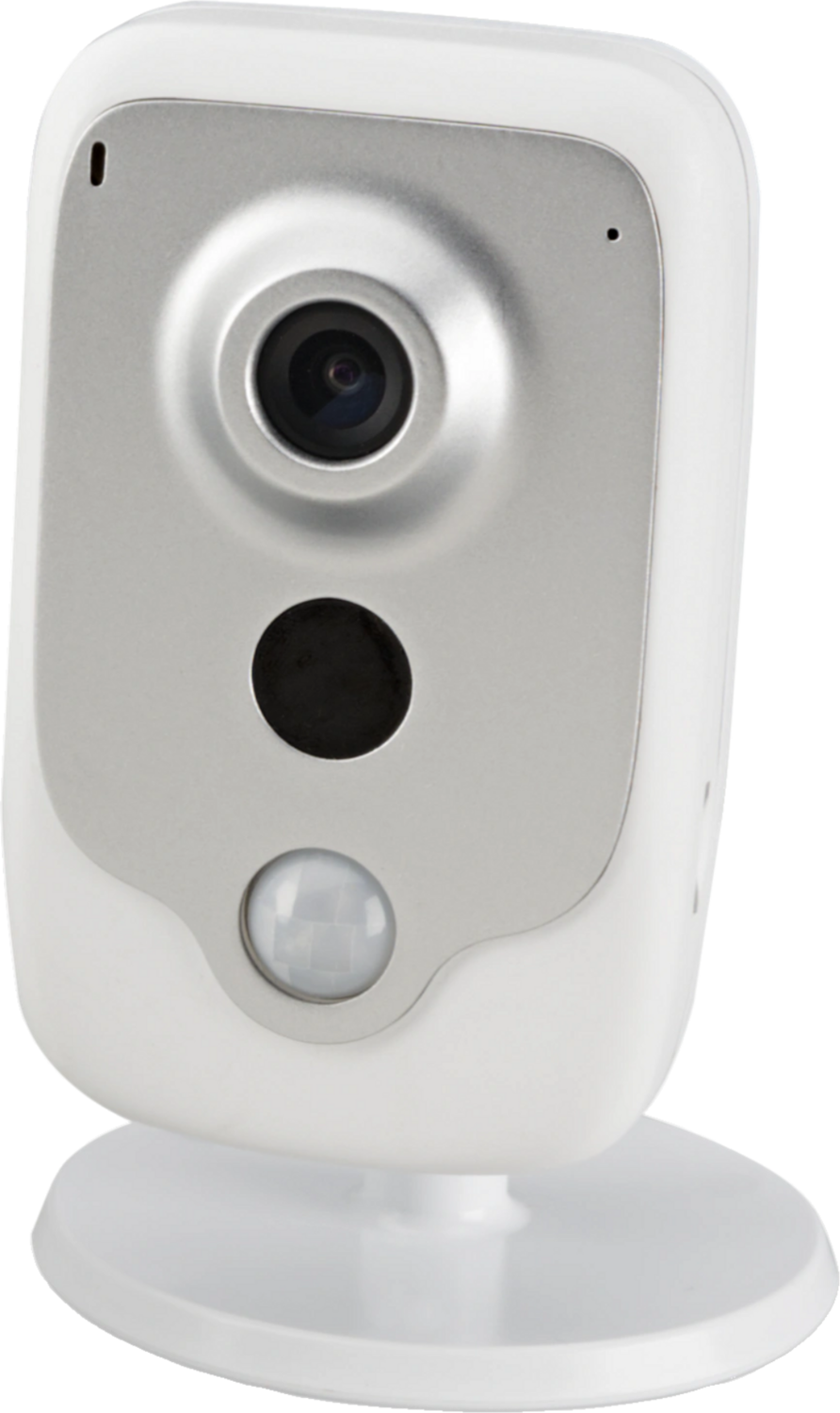 Wireless Indoor IP Camera with 2-way voice!