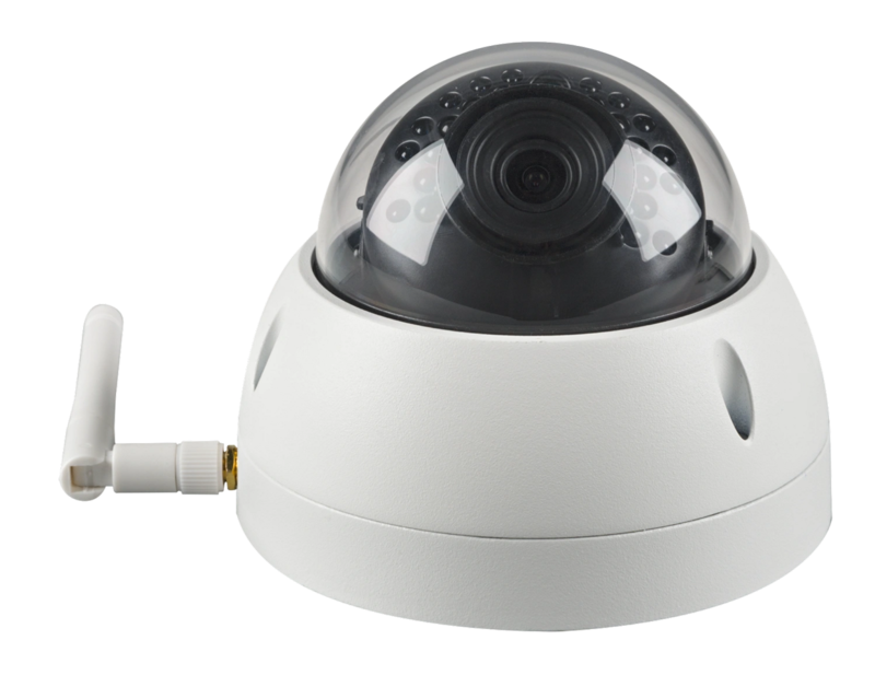 Wireless outdoor Dome IP Camera