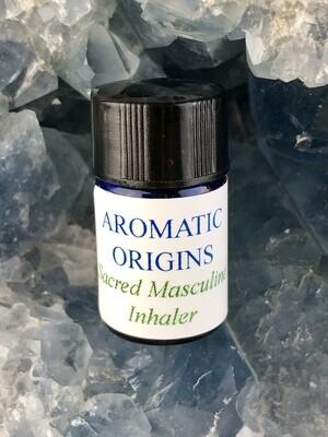Sacred Masculine Spiritual Breath Inhaler