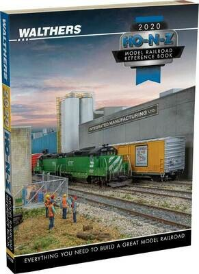 Walthers Reference Book 2020