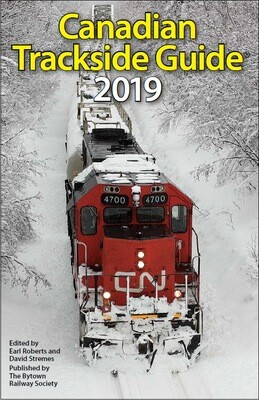 Bytown Canadian Trackside Guide 2019