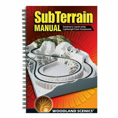 Woodland Scenics ST1402 Subterrain How-To Manual