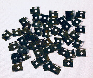 A-Line Coupler Box Covers - For Athearn Rolling Stock pkg(12)