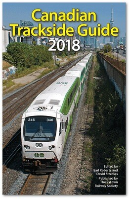 Bytown Canadian Trackside Guide 2018