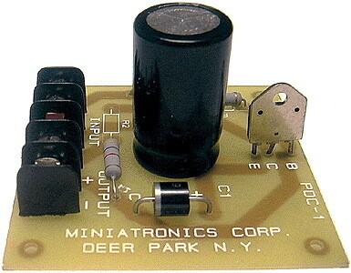 Miniatronics Capacitive Discharge Unit