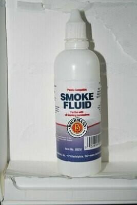 Bachmann Smoke Fluid -- 4-1/2oz  134mL