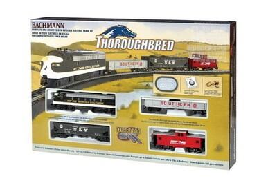 Bachmann Thoroughbred Train Set -- Norfolk Southern