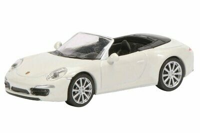 Schuco HO Porsche 911 Carrera S Cabriolet