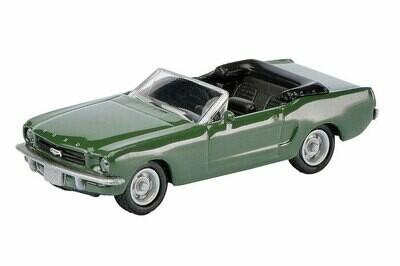 Schuco HO Ford Mustang Convertible