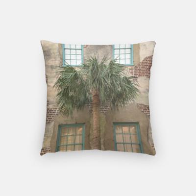 Palm Tree Facade