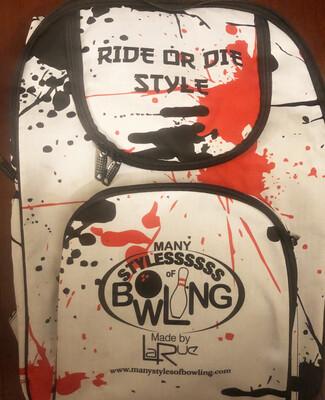RIDE OR DIE BOOK BAG