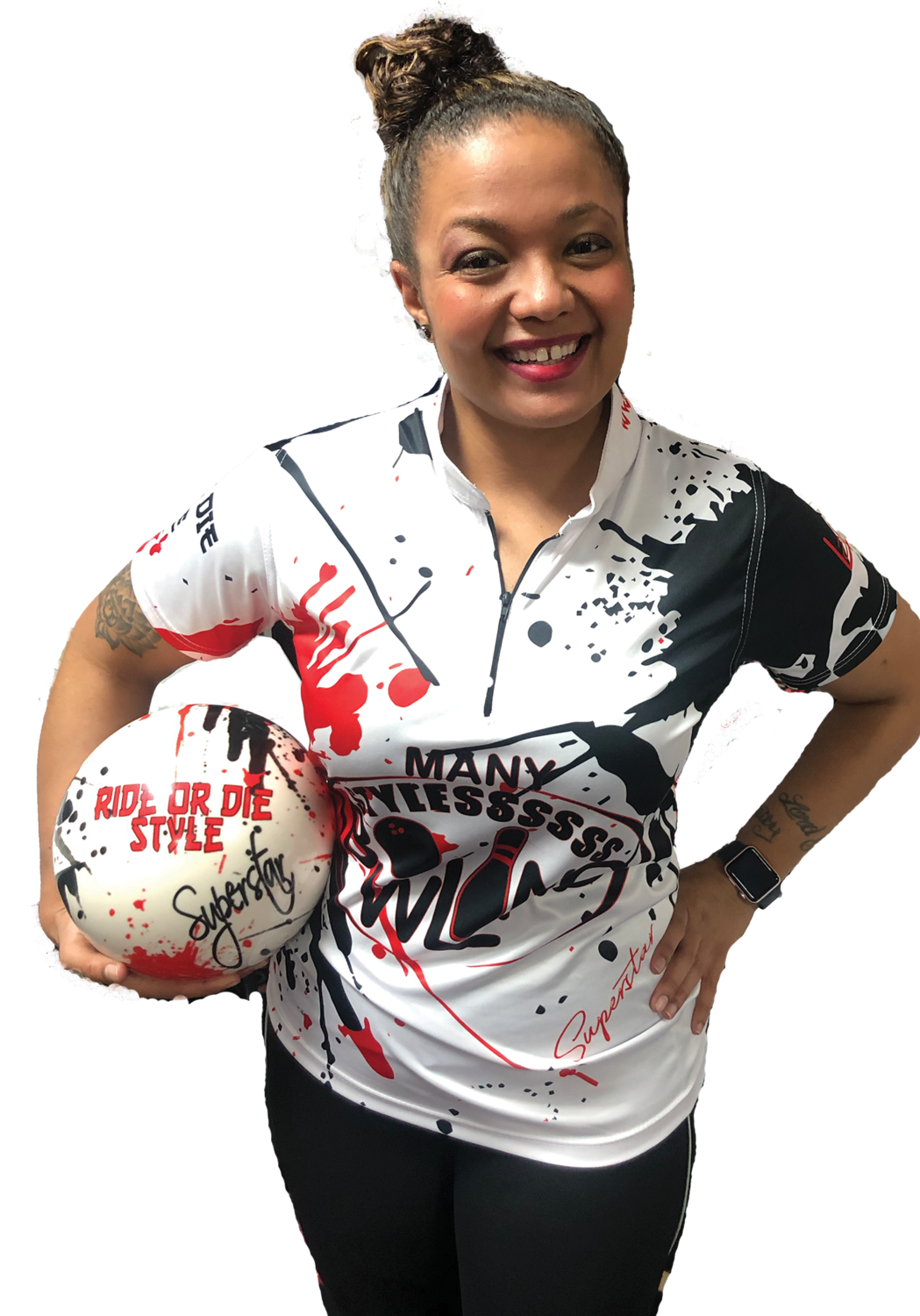 Many Styles RIDE OR DIE Spare Ball