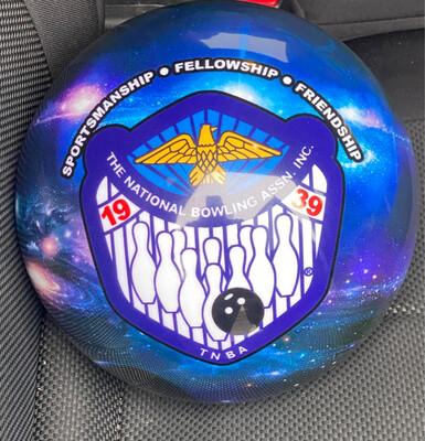 TNBA CUSTOM SPARE BALL