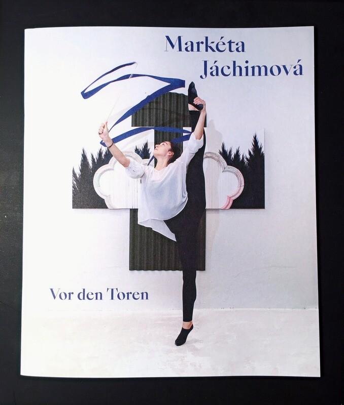 Vor den Toren   Markéta Jáchimová   2019