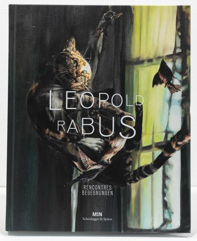 Begegnungen (Recontres)   Léopold Rabus   2019