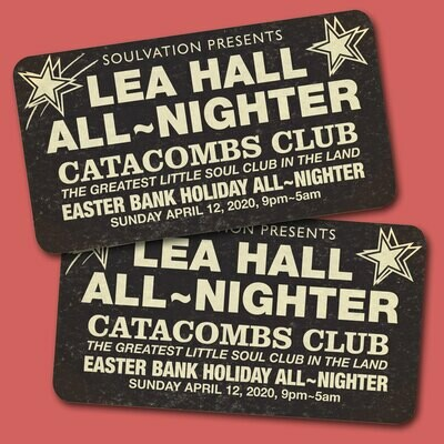 Lea Hall Catacombs All-Nighter