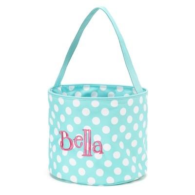 Aqua Dot Easter Bucket
